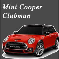 พรมไวนิลดักฝุ่น Mini Cooper Clubman