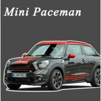พรมไวนิลดักฝุ่น Mini Paceman