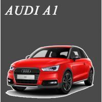 พรมไวนิลดักฝุ่นปูพื้นรถยนต์ Audi A1 เข้ารูป