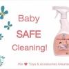 ผลิตภัณฑ์ทำความสะอาดของเล่นและของใช้เด็ก Botanika Organic Toys & Accessories Cleanser 450 ml