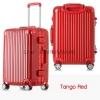 กระเป๋าเดินทาง ขนาด 24 นิ้ว - สีแดง