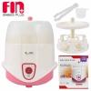เครื่องนึ่งขวดนมไอน้ำพร้อมอบแห้ง Farlin (SMART) รุ่น TOP-0971 Bottle Sterilizer & Dryer