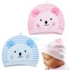 หมวกเด็กแรกเกิด ลายหมี