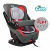 [สีแดง] คาร์ซีท Fico เบาะรถยนต์นิรภัยสำหรับเด็ก รุ่น FC901 มีบาร์กั้น [สำหรับแรกเกิด - 4ขวบ]