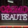 ป้าย LED Neon Flex COSMO BEAUTE สามารถทำได้หลากหลายแบบตามใจคุณ