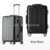 กระเป๋าเดินทาง ขนาด 24 นิ้ว - สีดำ