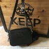 KEEP รุ่น Saffiano Box clutch&shoulder bag กระเป๋าสะพายทรงน่ารัก