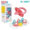 ชุดทำไอศกรีม Nanny 6 Fresh Food Freezer Pops