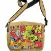 กระเป๋าสะพาย Let's Comic ออกแบบลายโดย PUCK 03