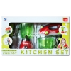 ของเล่นเครื่องปั่นน้ำผลไม้-เครื่องตีแป้ง fun toy kitchen set