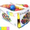 ลูกบอลหลากสี 100ลูก ขนาด 6ซม. INTEX