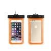 "TIKITAKA ซองกันน้ำมือถือ หน้าจอ 4.0-6.0"" (Orange)"