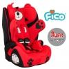 คาร์ซีท Fico เบาะรถยนต์นิรภัย รุ่น FC968 Mandara pipe bear (สำหรับเด็กอายุ 9 เดือน - 12 ปี)