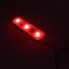 ไฟแอลอีดีโมดุลเกาหลี 3 ดวง สีแดง กินไฟ 0.72 w แบรนด์ NCLED