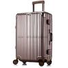 กระเป๋าเดินทาง ขนาด 29 นิ้ว - สีน้ำตาล
