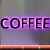 เพิ่มความสดชื่นด้วยป้ายไฟ COFFEE #งานอินดี้ #ตามใจลูกค้าเช่นเดิม