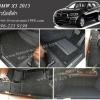 พรมปูรถยนต์ BMW X5 2015 ไวนิลสีดำ