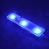 ไฟแอลอีดีโมดุลเกาหลี 3 ดวง สีฟ้า กินไฟ 0.72 w แบรนด์ NCLED