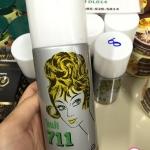 711 Hair Spray Set สเปรย์ฝุ่น จัดแต่งทรงผม