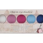 Ashley 5 Colors eyeshadow A-255 พาเลทอายแชโดว์ 5 เฉดสี