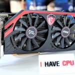 MSI Radeon R9 270 GAMING 2GB