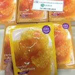 มาส์คหน้ากาก belov east skin Herbal Moisture Honey อีสสกิน ฮันนี่ เฟส มาส์ก3D อีสกินมาส์คหน้า น้ำผึ้ง