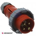 ปลั๊กตัวผู้กันน้ำ MENNEKES (รหัส 282) (4P) 16A ,400V ,IP67