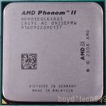 AMD Phenom II X4 905E 2.5Ghz 65w