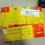 ดินสอเขียนคิ้วเชือกดึงกล่องเหลือง eyebrow studio pencil คิ้วเชือกกล่องเหลือง ไม่ต้องเหลา กล่องเหลือง ของแท้เกรด A