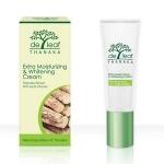 De Leaf Thanaka Extra Moisturizing & Whitening Cream เดอลีฟ ทานาคา เอ็กซ์ตร้า มอยส์เจอร์ไรซิ่งแอนด์ไวท์เทนนิ่ง ครีม