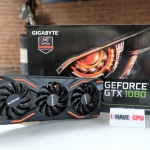 GIGABYTE GeForce® GTX 1080 G1 Gaming 8G