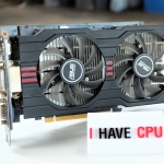 ASUS GeForce GTX 750 TI OC 2GB