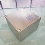 กล่องสแตนเลสพลูบล็อค RP-02 ขนาด 150x150x100mm.