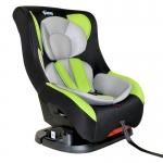 [สีเขียว] คาร์ซีท Fico เบาะรถยนต์นิรภัยสำหรับเด็ก รุ่น FC902 [สำหรับแรกเกิด - 4ขวบ]