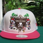 หมวก New Era Tokidoki Rich Girl snapback