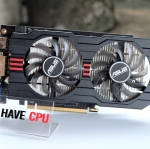ASUS GeForce GTX 650 Ti Direct Cu II 1 GB
