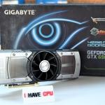 GIGABYTE GTX 690 4GB