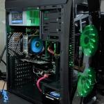 (ใหม่หมดทุกชิ้นประกัน 3 ปัี) Athlon X4 860K / Gigabyte FM2+ / 8GB DDR3 1600Mhz / GTX 1030 2GB / 1TB / CASE