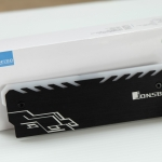 JONSBO NC-1 white RGB RAM heat sink