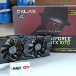 GALAX GeForce® GTX 1070 EXOC