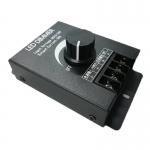 Dimmer 30A.12-24V. ปรับความสว่างของแสงไฟแอลอีดี สำหรับงานป้าย งานไฟประดับ