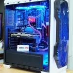 AMD FX 8300 Turbo 4.1Ghz 8 Core / 8GB / GTX 750ti / 320GB /580W / ชุดน้ำเปิด 2 ตอน