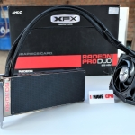 XFX AMD Radeon Pro Duo GPUs 8GB HBM