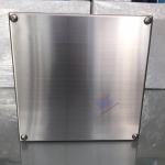 กล่องสแตนเลสกันน้ำ Junction Box ขนาด 200x200x150mm.