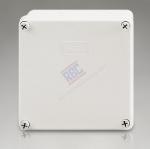 """กล่องพลาสติกกันน้ำ Nano.204 ( 6x6x3.5"""" นิ้ว)"""