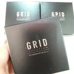 แป้งคูชั่นกริด ปลีก 550฿ ส่ง480฿ GRID Solution CC Cushion SPF 50+ PA+++ กริด โซลูชั่น ซีซี คุชชั่น