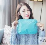 กระเป๋าน้ําร้อนไฟฟ้า Y416-BL สีฟ้า