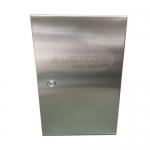 ตู้สแตนเลสกันน้ำ ฝา1ชั้น RBC-01 size: W300xH450xD150 mm.