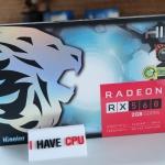 AMD RX 560/2GB HIS iCooler (OC,D5)