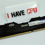 TEAMGROUP Team DARK DDR3 1600 4GB